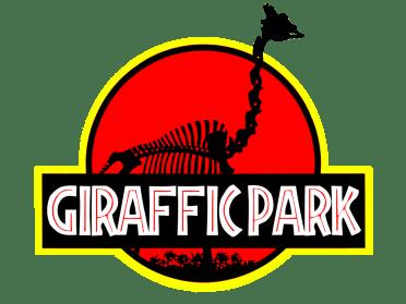Logo Giraffic Park