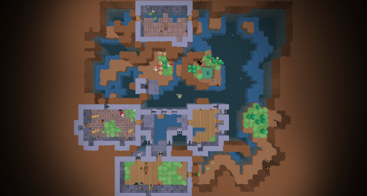 A Handcrafted Feel Unexplored Explores Cyclic Dungeon Generation
