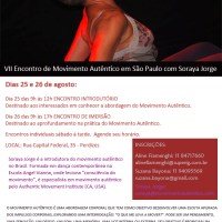 Soraya Jorge lidera VII Encontro de Movimento Autêntico em São Paulo