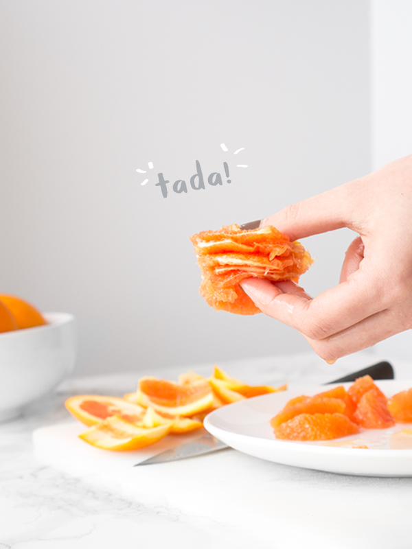Citrus Breakfast Bowl