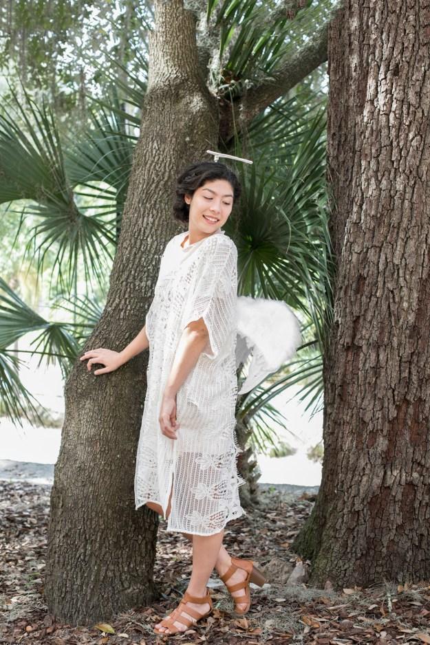 DIY Macra-Made in Heaven Costume