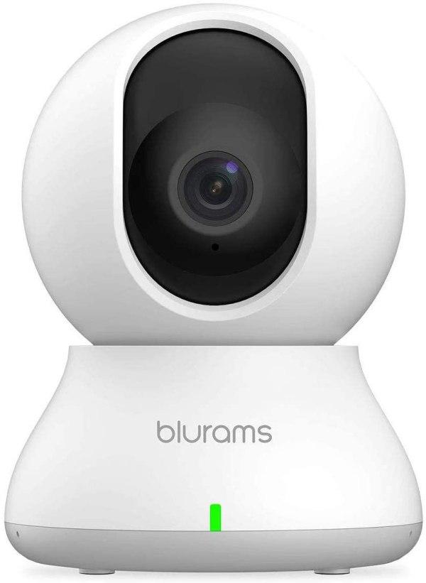 Blurams Indoor Security Camera PTZ 1080p - WiFi Dome Camera