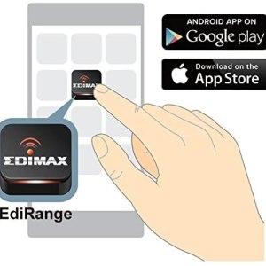 موسع نطاق واي فاي Edimax EW-7438RPN