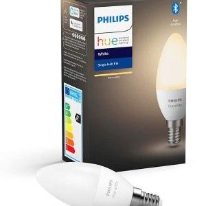لمبة Philips Hue E12