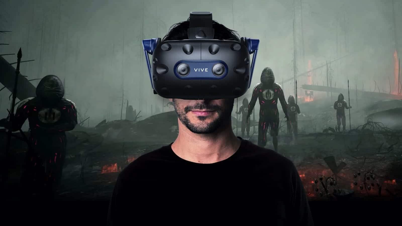 HTC Vive Pro 2 VR