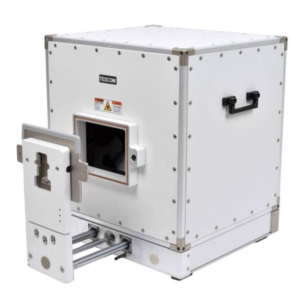 Tescom TC-5955AP Pneumatic Shield Box Front Open