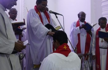 Ordination of Dr. Vijayaraj