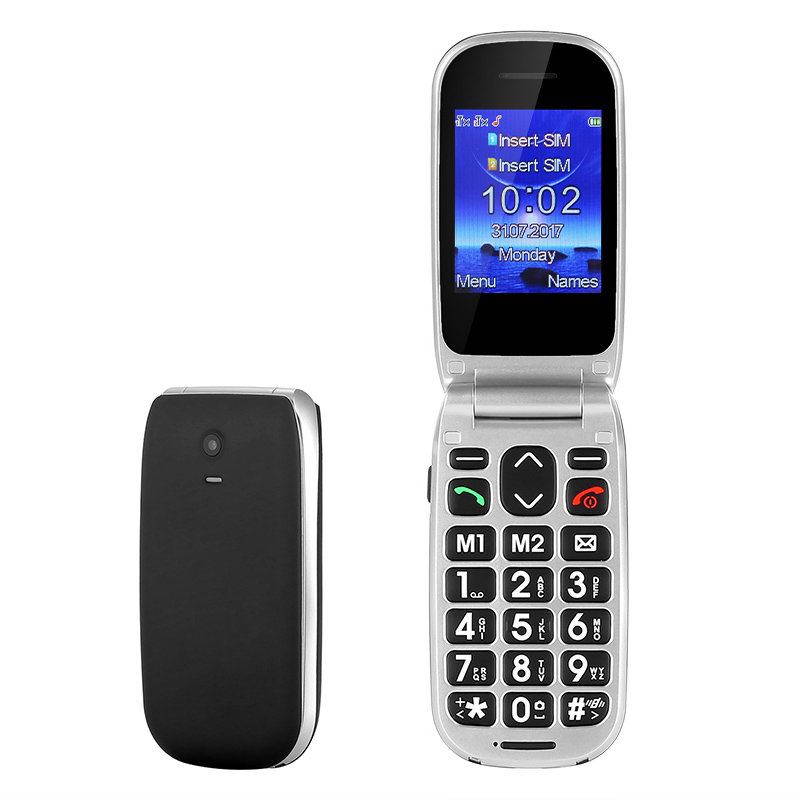 Mobile Phones Large Buttons Seniors