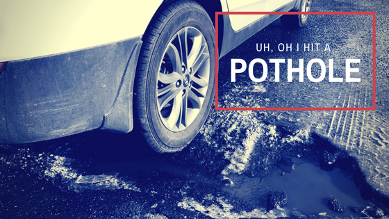 What Goes Wrong When You Hit a Pothole - Star Auto Sales