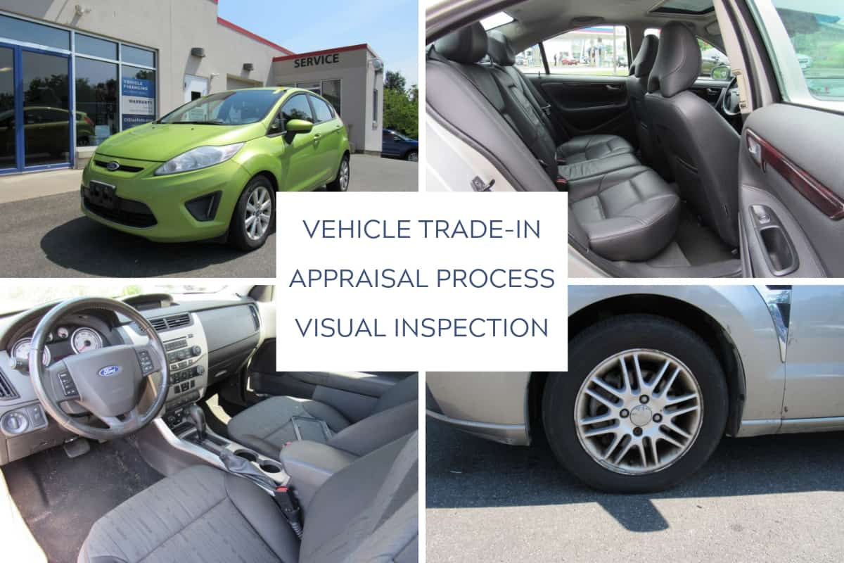 Trade In Visual Inspection