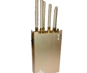 3G 4G Cell Phone WiFi Jammer