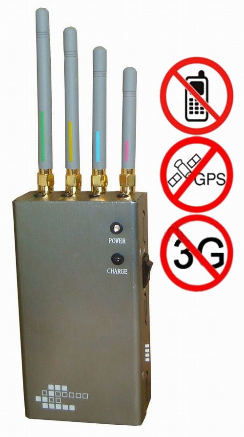 5-band portable gps & cell phone signal blocker ja - portable signal jammer for gps on sale