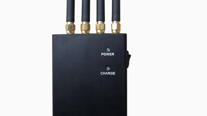 GPS Cell Phone Signal Jammer