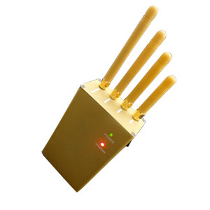 Handheld Cellphone GPS Jammer