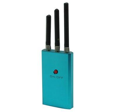 Mini Size Medium Power Cellphone Jammer