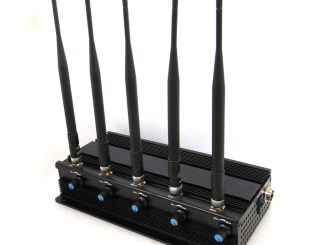 Phone Jammer & WiFi Jammer