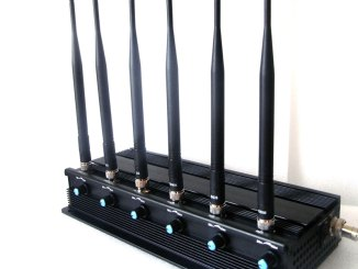WiFi,GPS,Mobile Phone Jammer