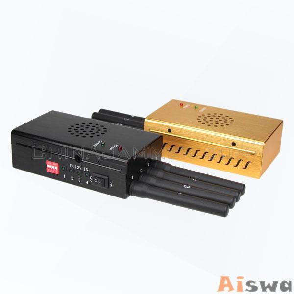 WBJ03 – Portatil bloqueador de Wifi Bluetooth celuar 3