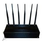 Подавитель сотовых телефонов GSM, 3G, Wi-Fi, GPS подавитель CTS-JU6 1