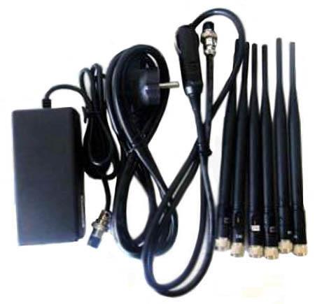 Подавитель сотовых телефонов GSM, 3G, Wi-Fi, GPS подавитель CTS-JU6 4