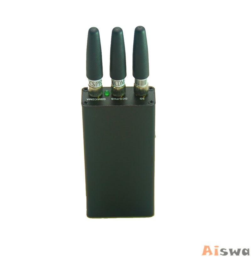 Портативный сотовых и GPS подавитель CTS-JH 2