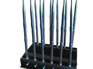 Стационарный подавитель сотовых телефонов GSM, 3G, 4G, Wi-Fi,GPS подавитель