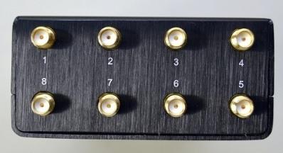 8-канальный блокиратор сотовых телефонов GSM, 3G, 4G,Wi-Fi, GPS подавитель  1