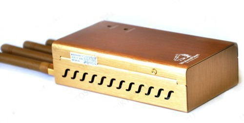 мощный Подавитель сотовых телефонов GSM, 3G,GPS Подавитель 3
