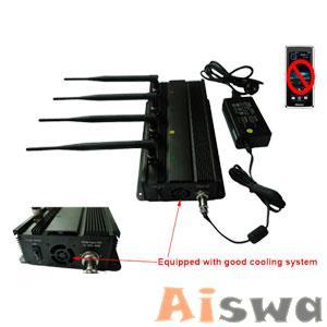 Bloqueador De UHF VHF 20 Watt 4