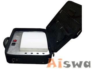 Portafolio bloqueador De Celular Jammer 16 Watt 2