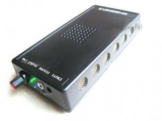 Блокиратор микрофонов и записывающих устройств с двумя режимами работы «Канонир К6»