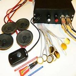 Виброакустический генератор для защиты окон, стен и потолков «ANG-2»