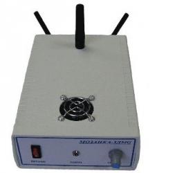 Подавитель блокиратор радиосигнала сотовых телефонов повышенной мощности