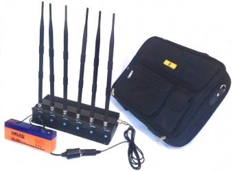 Подавитель сотовых телефонов PLUS 4G GPS