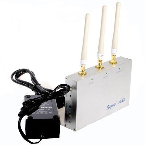 Подавитель GSM И 3G Сетей Black Hunter Z14