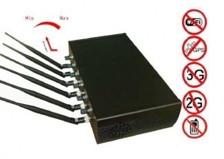 Подавитель GSM сигнала (радиус действия до 40 метров)