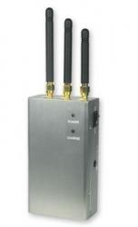 Подавитель GSM, CDMA и 3G сигнала (радиус действия до 25 метров)