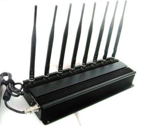 Стационарный подавитель сотовых телефонов GSM, 3G, GPS, Wi-Fi BugHunter X8