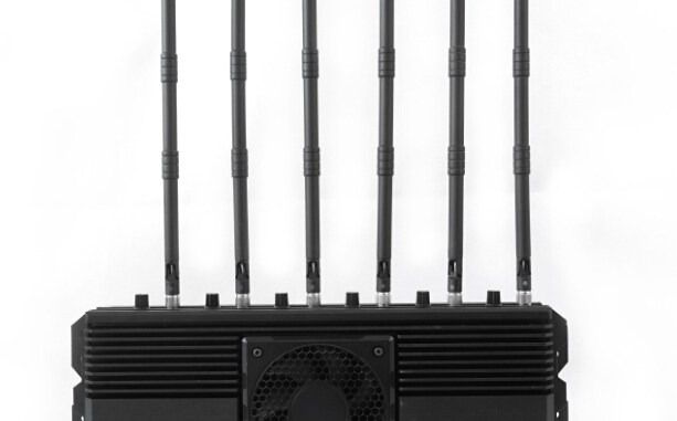 Adjustable 80W Up to 150 Meters Range High Power Cellphone Jammer & WiFi Jammer