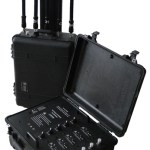 High Power Wireless Anti-explosion Jammer