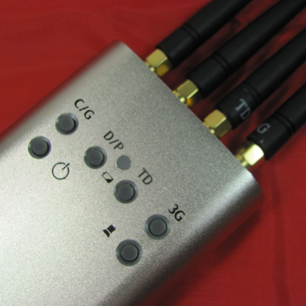 Portable Mini Mobile Signal Jammer (GSM CDMA DCS PHS 3G TD-SCDMA)5