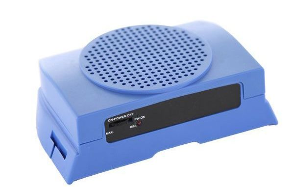 White Noise Generator Jammer blocks Audio Voice Recorders Anti-spy gadget