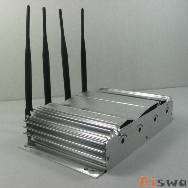 40 Meter Range Mobile Phone Signal Jammer 5