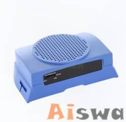 Bloqueador de escutas de voz e digitais 1
