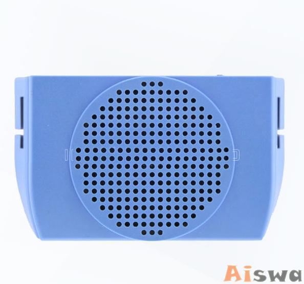 Bloqueador de escutas de voz e digitais 2