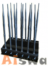 Cellphone Jammer Full Bands UHF VHF Blocker WiFi Jamming For Schools 1