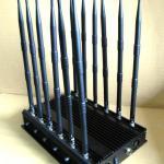 Cellphone Jammer Full Bands UHF VHF Blocker WiFi Jamming For Schools