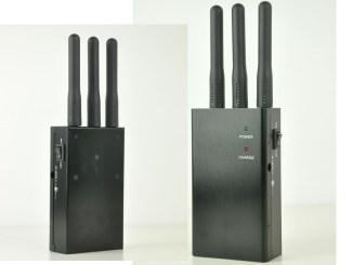 Handheld Lojack Blocker GPS Jammer GPS L1L2L5 Jamming CTS-1000HK