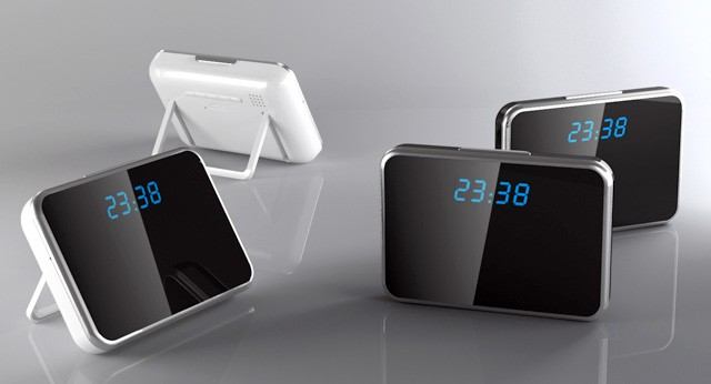 New Alarm Clock DVR