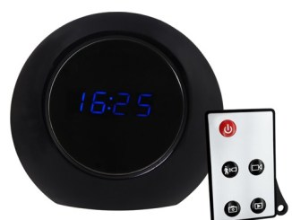 New Clock Camera